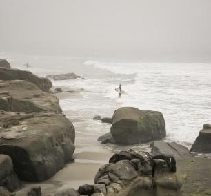 Windansea Beach, La Jolla, fog, california, so cal, san diego, surfers, rocks, beach, surf, wind, travel, favorite, sunset, pacific ocean,