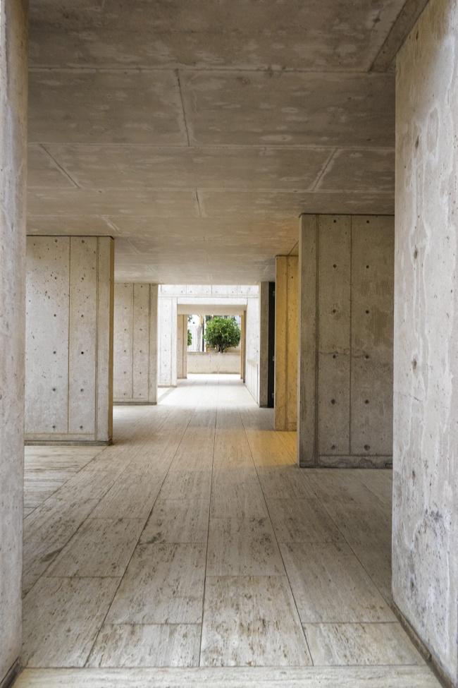 Salk Institute Architecture, salk institute, biological studies, la jolla, san diego, california, architecture, researchers, torrey pines rd,