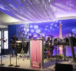Ball for the Mall 2018, national mall, trust for the national mall, event, charity, madison dr, 12th street, Smithsonian National Museum of Natural History,