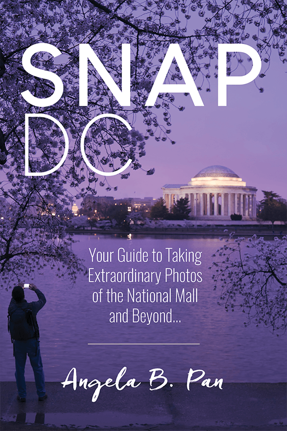 Book cover for SNAP DC: Your Guide to Taking Extraordinary Photos of the National Mall and Beyond…