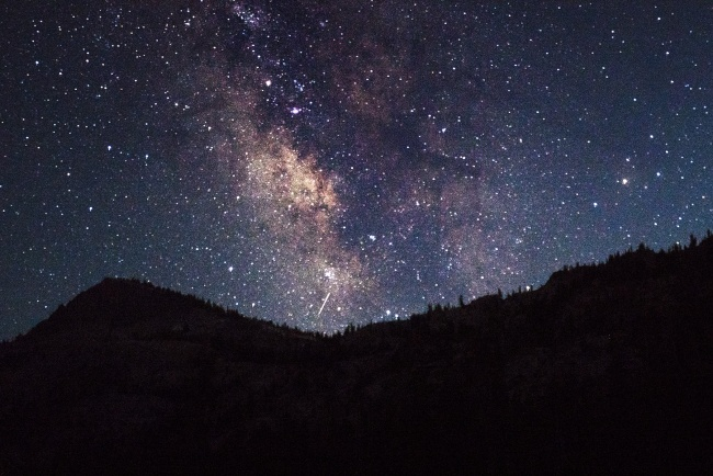 California, Milky Way, lake tahoe, stars, desolation wilderness, night, photography, milky way, camera gear, lake, fail,