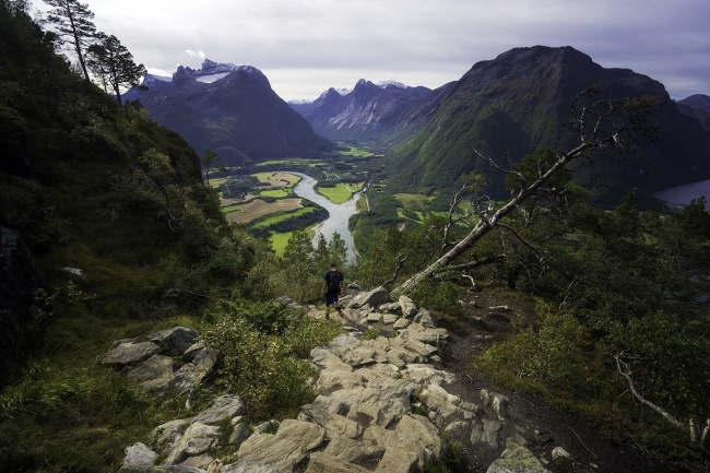Ramestreken, norway, hike, åndalsnes, rauma, best view, hike, scenery, travel, things to do,