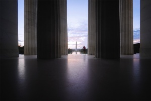 Lincoln memorial, washington dc, national mall, washington monument, sunrise, early morning, photographers, photo blog, things to do, national mall, to see,