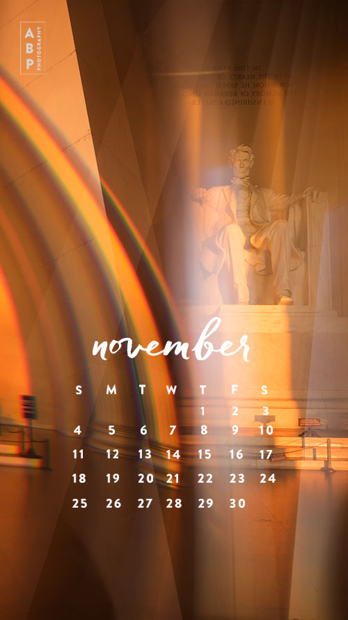 November Wallpaper Download_Angela B Pan