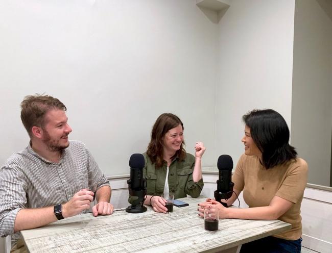 IGDC Podcast, instagram community, someguy, golightly, andy feliciotti, holly garner, washington dc, podcast