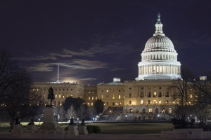 Working from Home, washington dc, freelancer, photographer, tips, how to, us capitol, night photography, full moon, camera settings, blogger, getting work done, productivity tips,