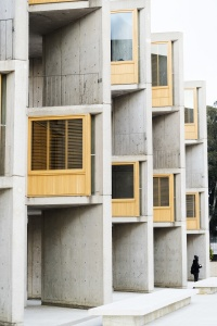Salk Institute for Biological Studies, san diego, ucsd, university of california, college, university, scientists, sunset, architecture, to do,