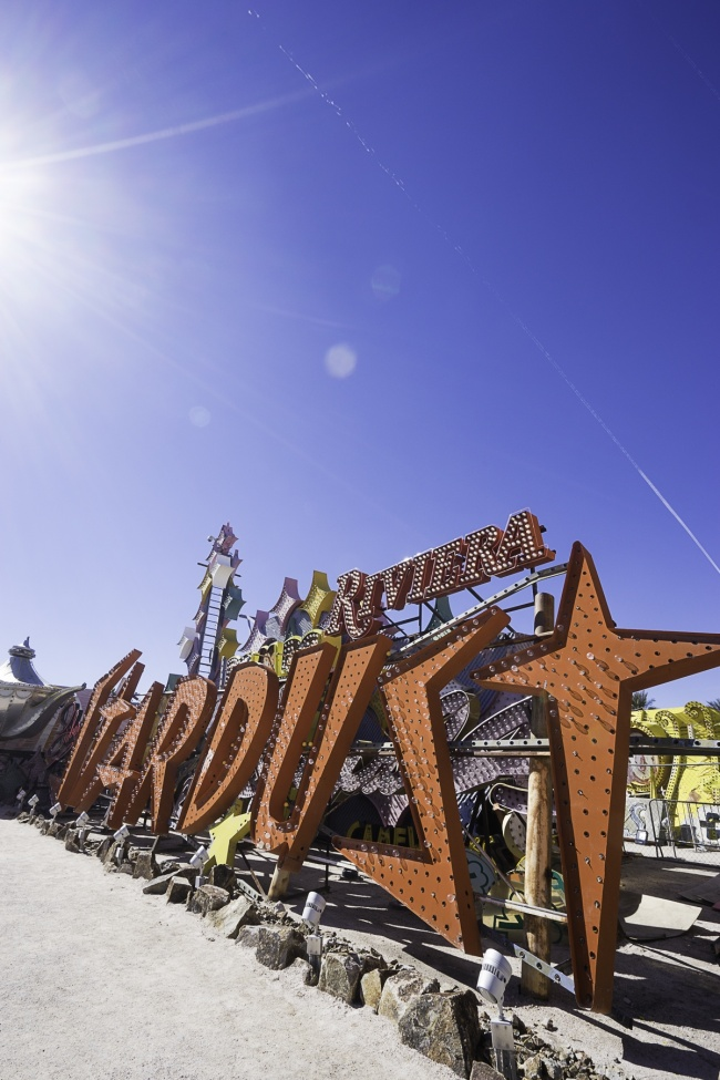 The Neon Museum Signs, las vegas, travel, things to do, visit, the strip, freemont, clark county, stardust, signs, nevada, casino, hotels,