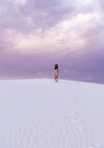 white sands national monument, new mexico, white sands, Chihuahuan Desert, alamogordo, sunset, storm, sand dune, nm, road trip