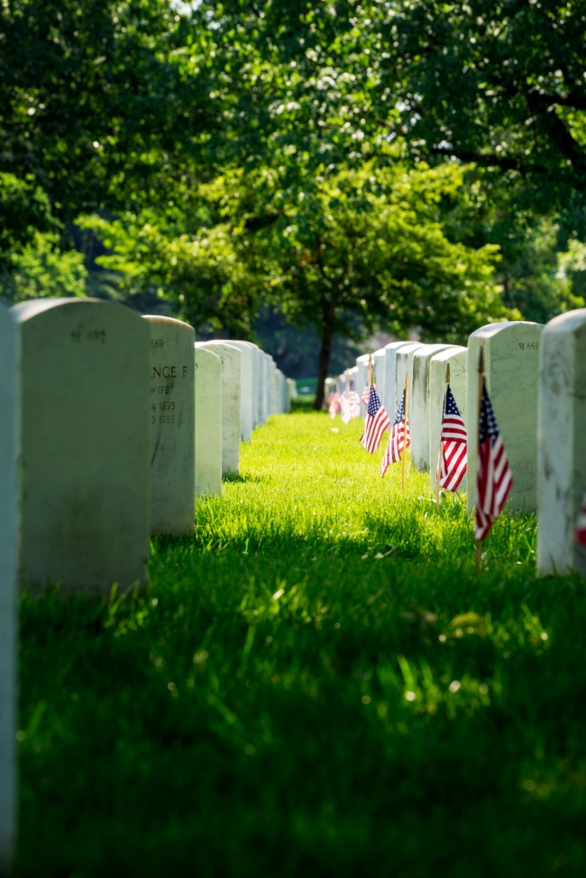 arlington national cemetery, flags-in, american flag, headstones, memorial day weekend, united states military, arlington county, va