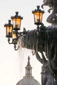 bartholdi fountain, us botanical garden, early morning, sunrise, washington dc, slow shutter, fountain of light and water, classical, renaissance, sculpture, garden