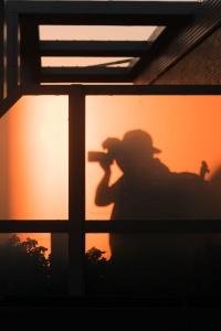 larry, irishtexanphoto, live altaire, Silhouette Portrait, arlington, virginia, va, nova, northern virginia, crystal city, rooftop, photographer,