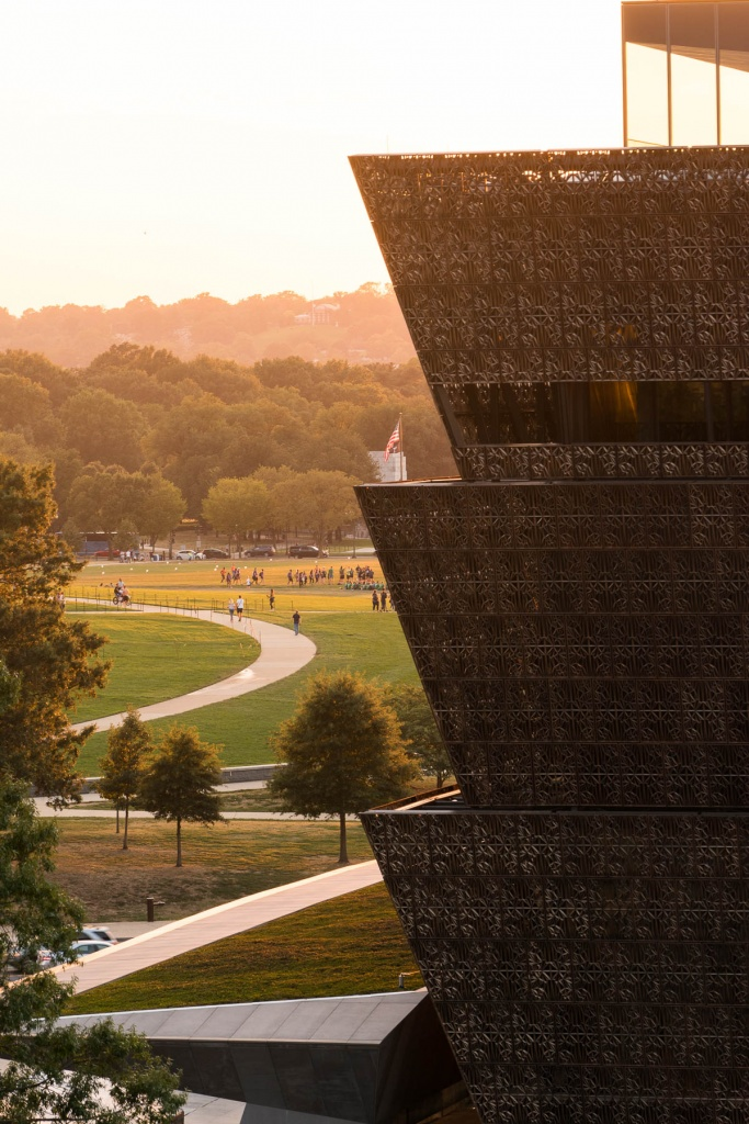 #eventsatamericanhistory, smithsonian, national mall, washington dc, sunset, rooftop, american history museum, national museum of african american history and culture, museum, wedding venue, washington dc