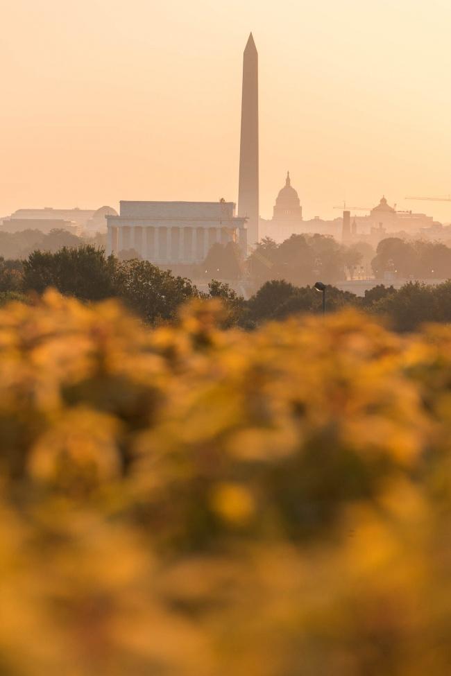 Netherlands Carillon, washington dc, dc skyline, lincoln memorial, washington monument, us capitol, george washington memorial parkway, Arlington, virginia, va, northern virginia