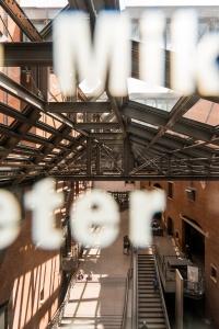 United States Holocaust Memorial Museum, Washington DC, entrance, skylight, museum, the national mall, USHMM, dc museum,