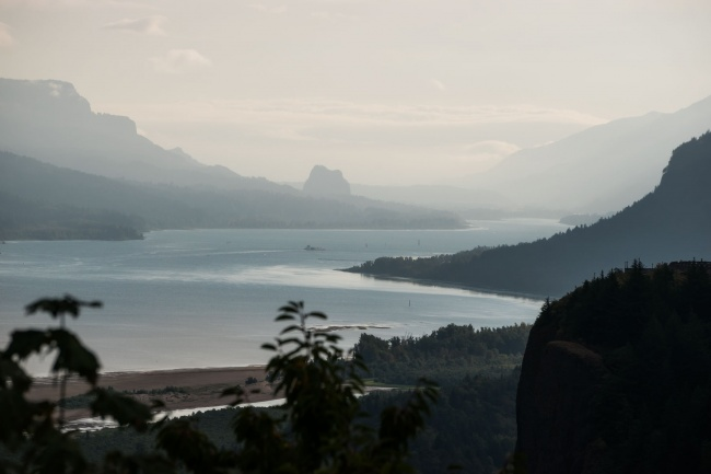 portland, oregon, vista house, columbia river gorge, multnomah county, crown point, columbia river highway, corbett,