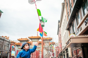 chinese new year, chinatown, washington dc, chinese new year parade, chinatown parade, parade photography, street photography, CNY, flags, skee-lo