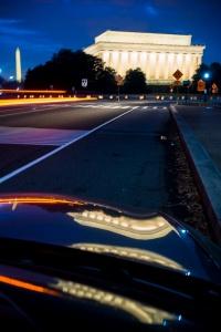 washington dc, lincoln memorial, national mall, reflection, washington monument, national mall, early morning, sunrise, traffic, parkway, bridge, where to park