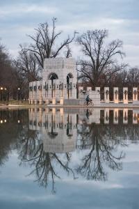 national mall, washington dc, wwii, world war ii memorial, war memorial, reflection, National memorial, world war ii memorial pictures