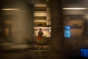 washington dc, metro, public transportation, wmata, transportation, long expsoure,