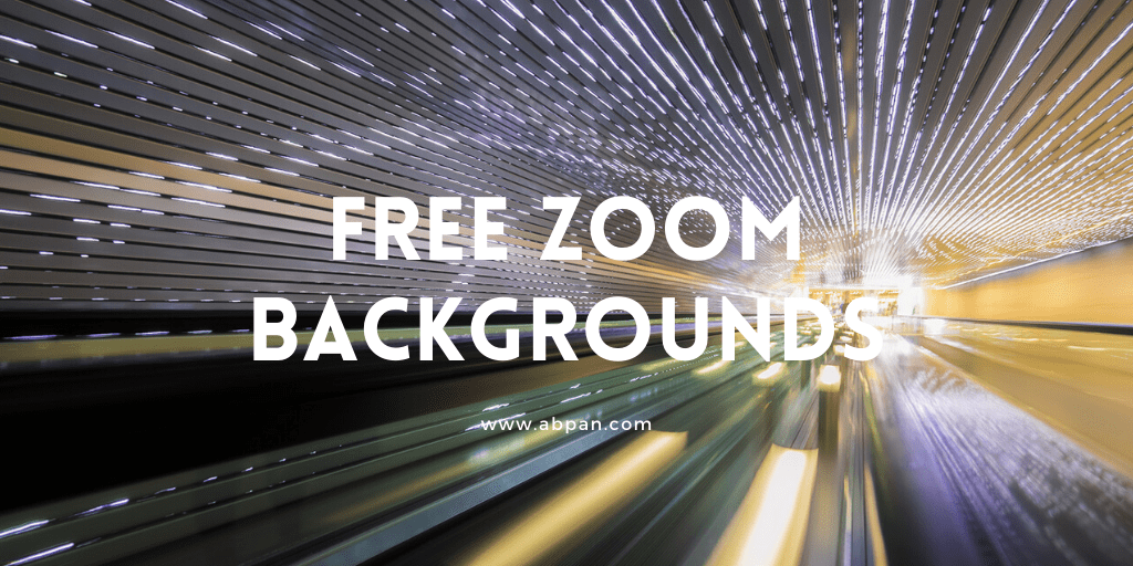 Cool Zoom Background Free
