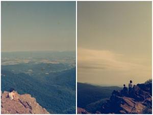 shenandoah national park, hawksbill, hike, memorial day weekend, outdoors, virginia, va