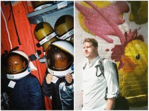 andy feliciotti, udvar hazy, air and space museum, rubber ducky mural, washington dc, virginia, fuji quicksnap