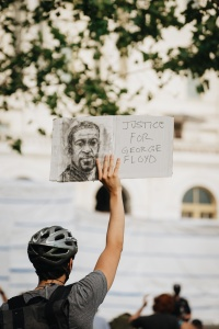 black lives matters, george floyd, blm, protests, us capitol, us capital, signs, washington dc,