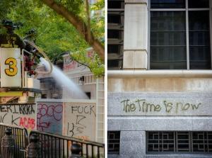 black lives matter, graffitti, blm, washington dc,