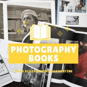 Photography books, art books, best photography books, quarantine,