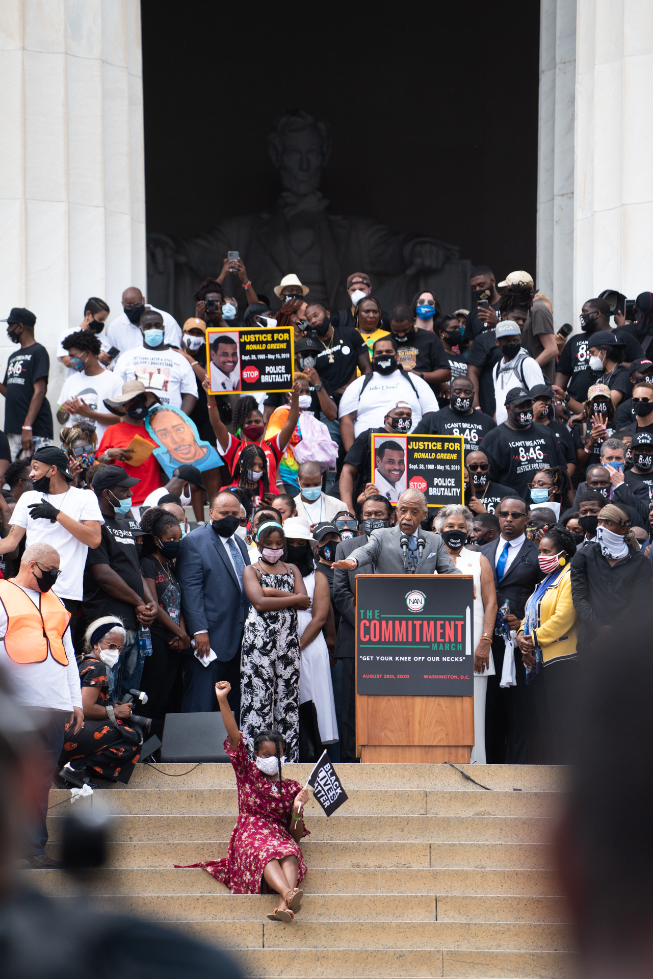 ommitment march on washington, al sharpton walk, national action network, march, social justice, al sharpton,national mall,march, protest, rally, black lives matter, blm,