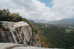 new england, new hampshire, crawford, cathedral ledge, hike, mountains, white mountains national forest, bartlett, trail, hiking, view
